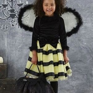 Retired Pottery Barn Kids Bumblebee Costume
